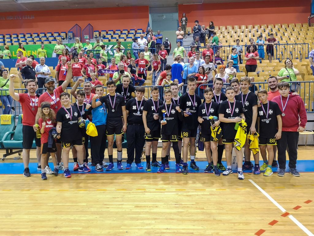 Fotografija državnih prvakov SDB - Foto: Mitja Markuš