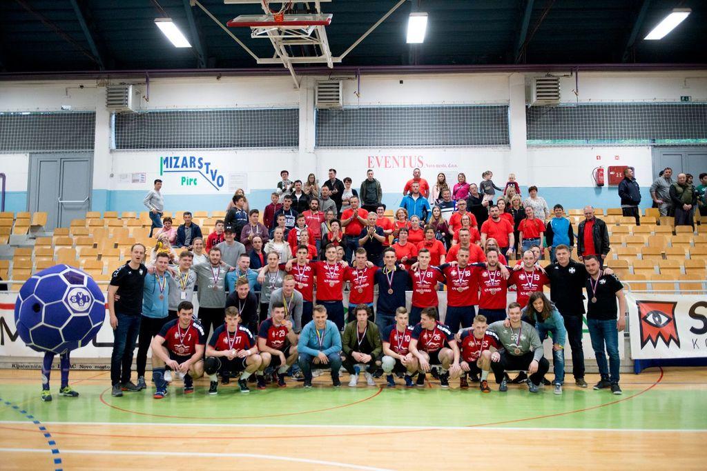 Fotografija s pokala Slovenije članska ekipa - Foto: Urh Pirc