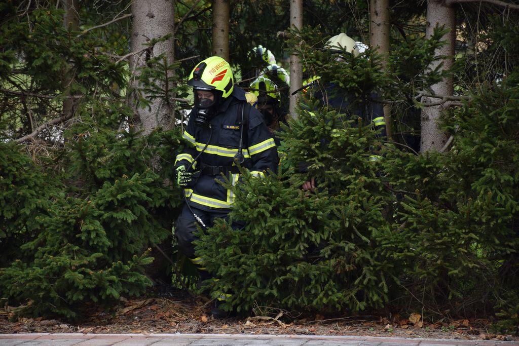 Mesečni prispevek o delu gasilcev Gasilske zveze Žalec