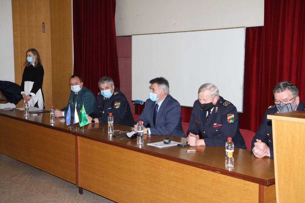 Mesečni prispevek o delu gasilcev GZ Žalec