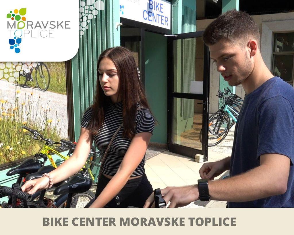 Nov Bike Center Moravske Toplice