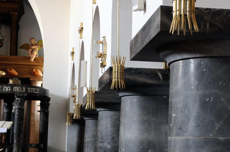 Plečnikova cerkev (sakralna dediščina)