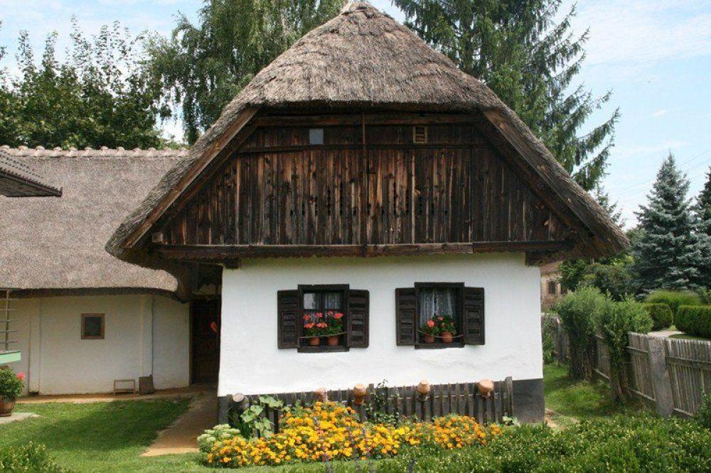 Magdina hiša - muzej na prostem