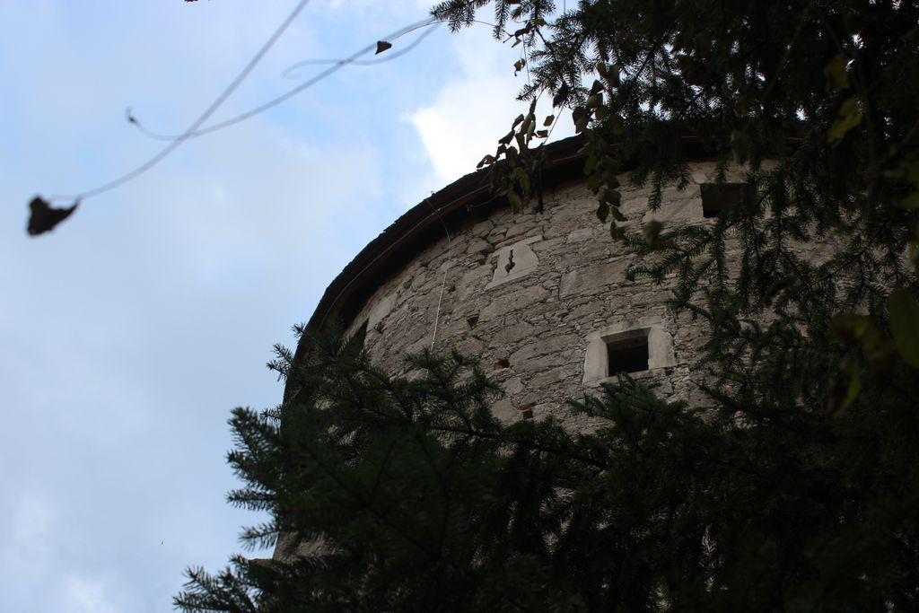 Pričetek obnove Ravbarjevega stolpa