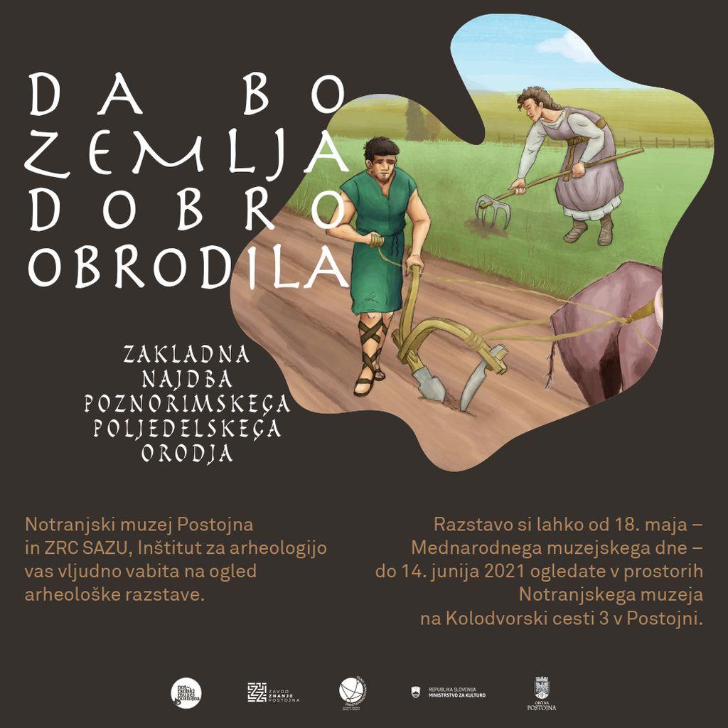 Arheološka razstava ob Mednarodnem muzejskem dnevu