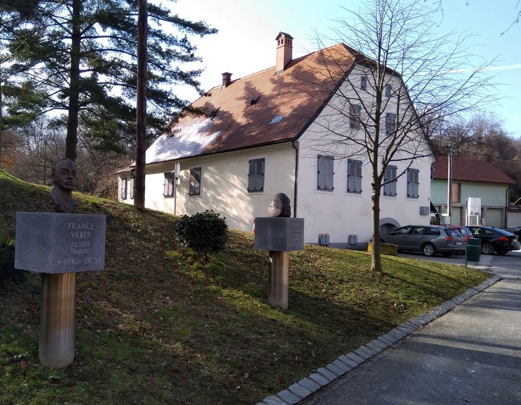 Hiša dr. Franca Simoniča in dr. Janka Šlebingerja