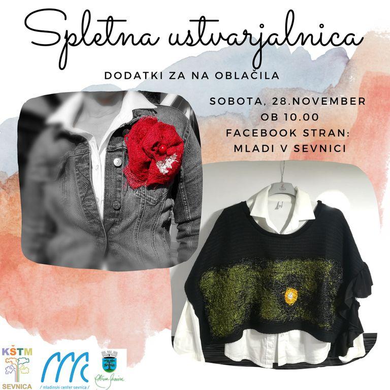 Spletna ustvarjalnica - modni dodatki