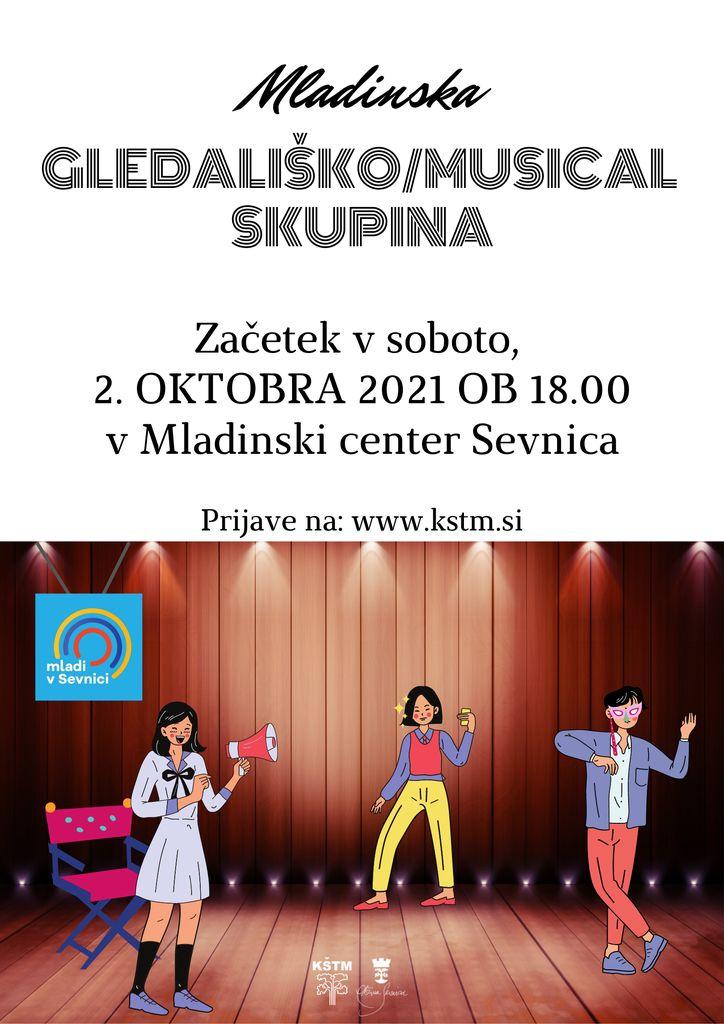 Mladinska gledališko/musical skupina