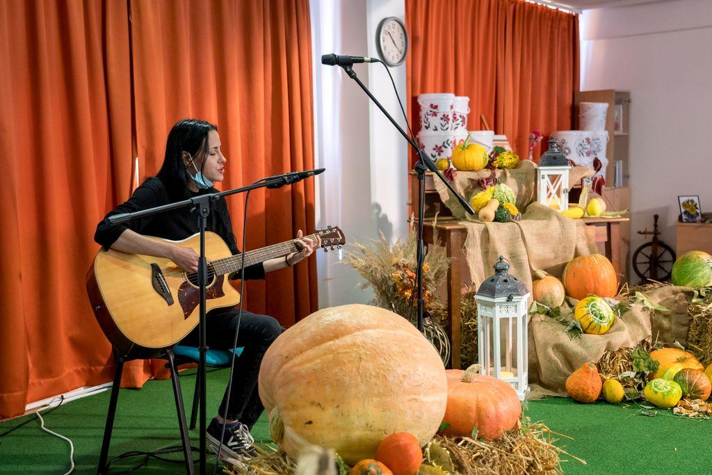 Priznanje in naš jesenski festival buč