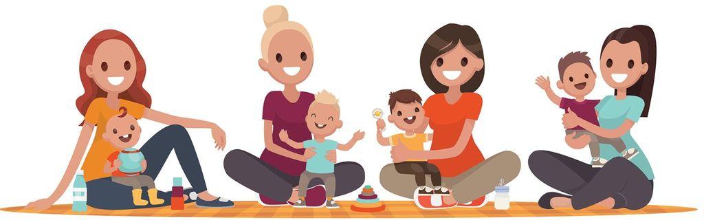 Kakovostni odnosi se začnejo ob otrokovem rojstvu