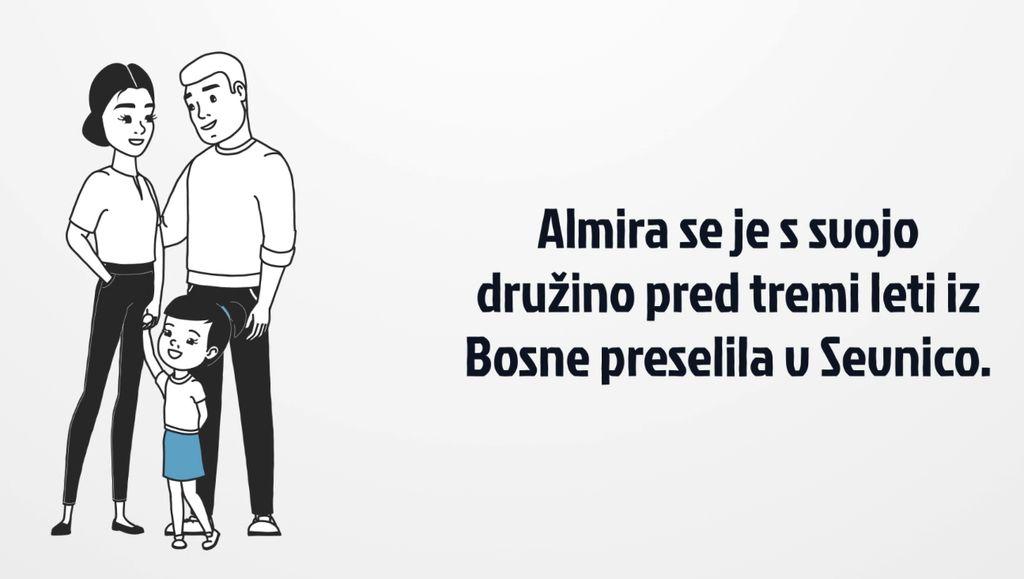 Tečaj slovenskega jezika za priseljence