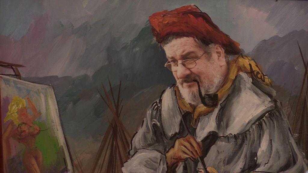 Video novica: Razstava v spomin na slikarja Franca Markoviča - Acota