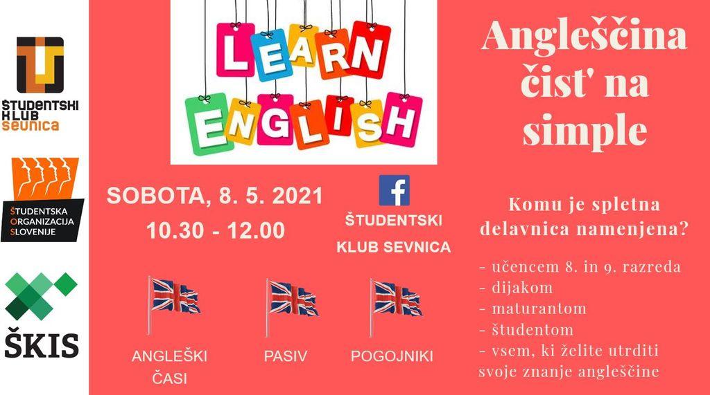 Angleščina čist' na simple