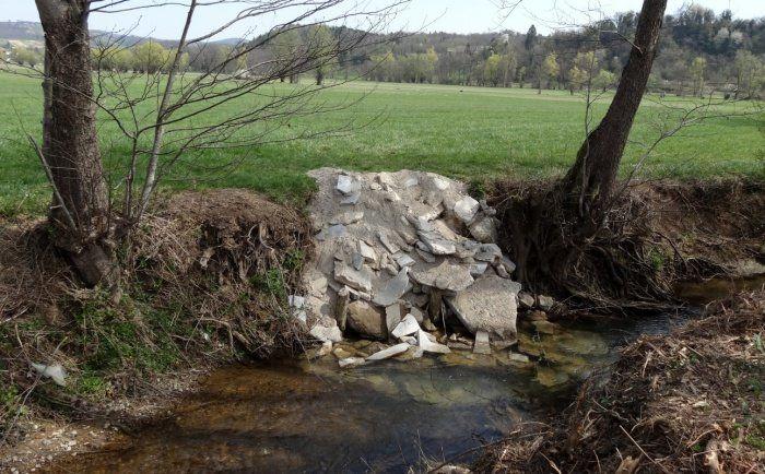 Poziv lastnikom priobalnih zemljišč ob vodotokih 2. reda