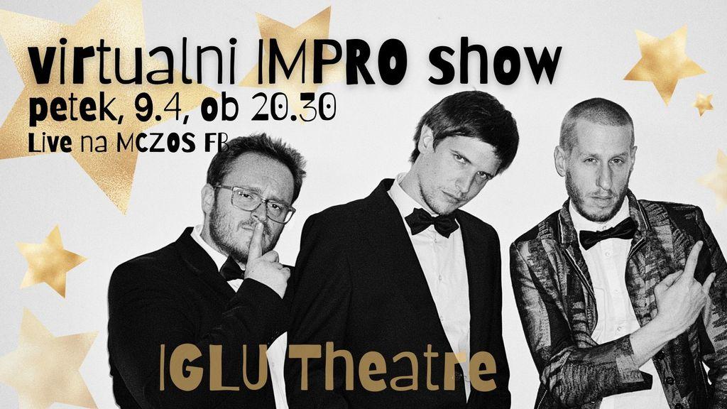 IGLU - VIRTUALNI IMPRO SHOW
