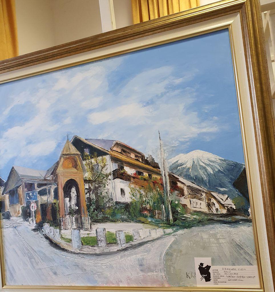 Ciril Kraigher, slikar z dušo