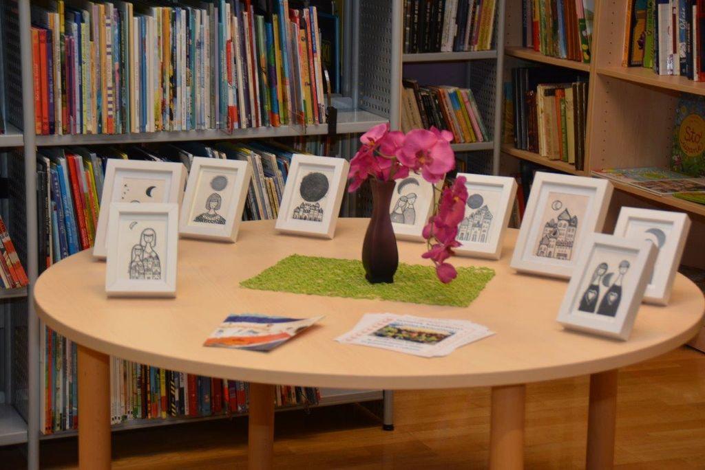 Društvo oseb z okvaro sluha celjske regije v preboldski knjižnici