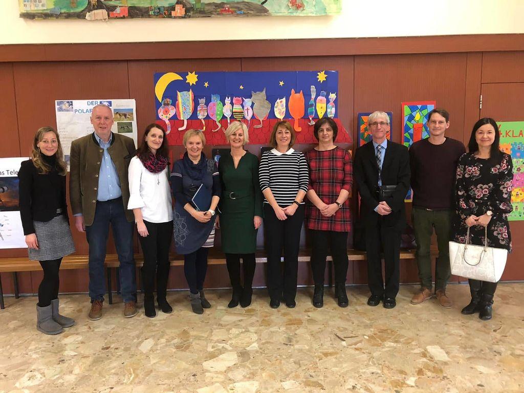 Šola Podgorje sodeluje z Ljudsko šolo Globasnica iz Avstrije