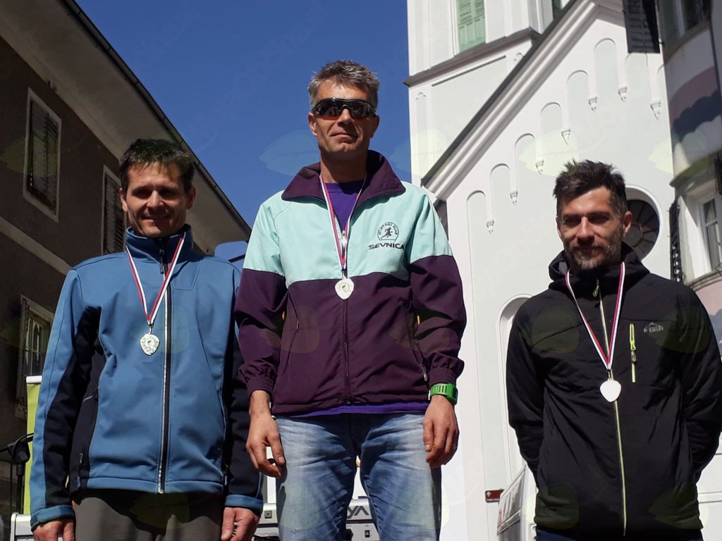 Robert državni prvak na 10 km