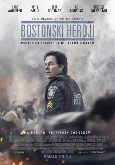 Kino Vrhnika: BOSTONSKI HEROJI