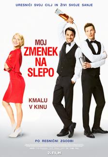 Kino Vrhnika: MOJ ZMENEK NA SLEPO