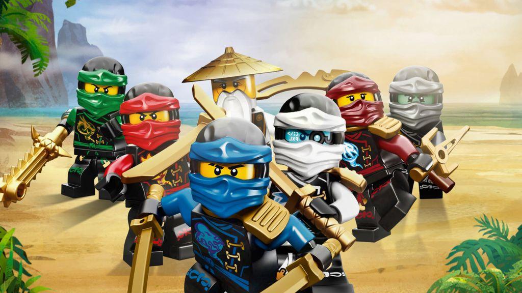 Kino Vrhnika: LEGO NINJAGO FILM