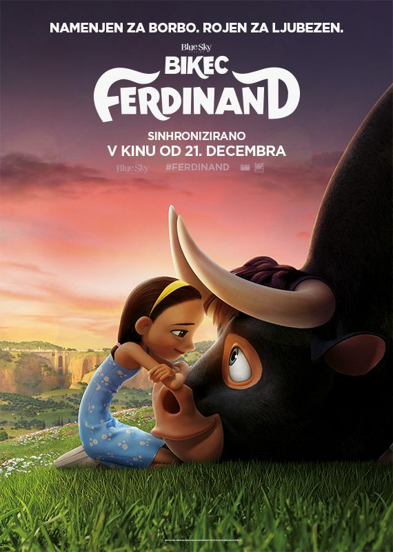 Kino Vrhnika: BIKEC FERDINAND 3D