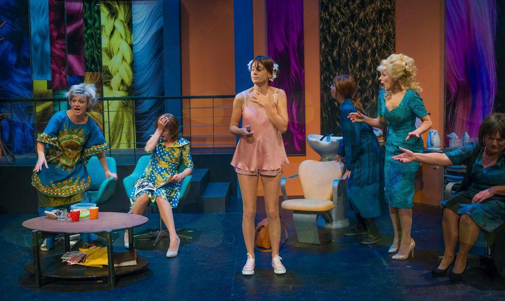 Gledališki abonma in izven: JEKLENE MAGNOLIJE