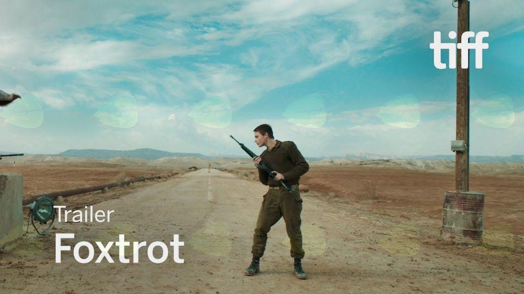 Kino Vrhnika: FOXTROT