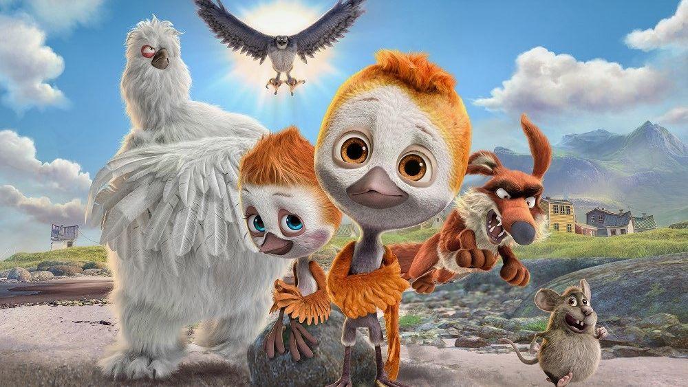 Kino Vrhnika: POLDI - PUSTOLOVŠČINE POGUMNEGA PTIČKA 3D