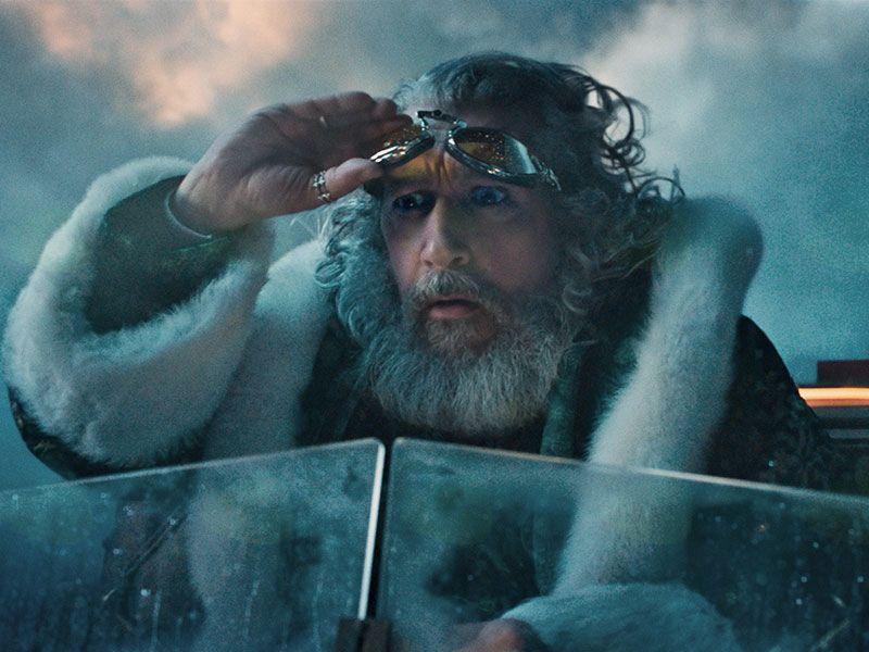 Kino Vrhnika: Božiček in druščina