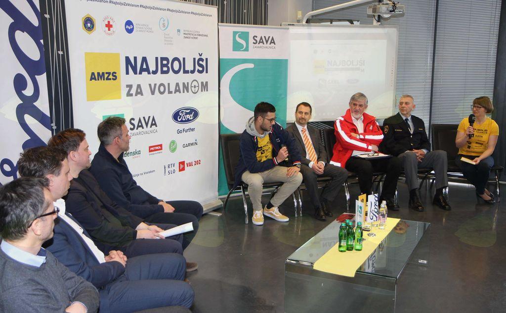 Izbor mladega voznika, voznice Slovenije 2018