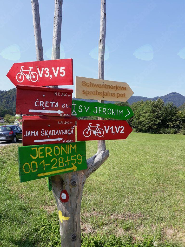Vranske turistične poti