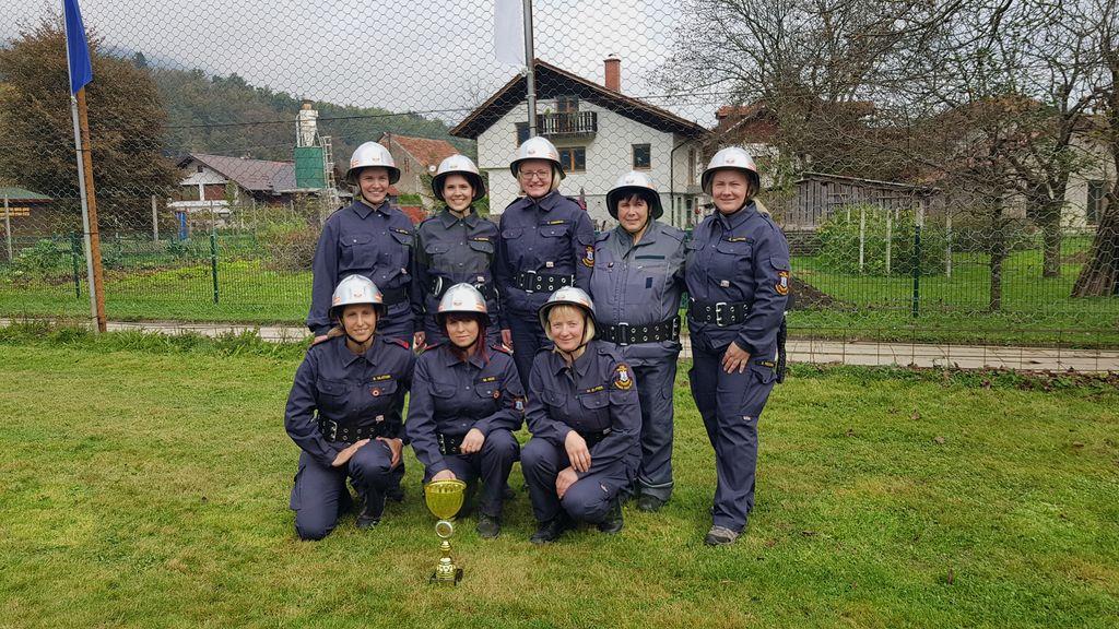 Uspeh vranskih gasilk