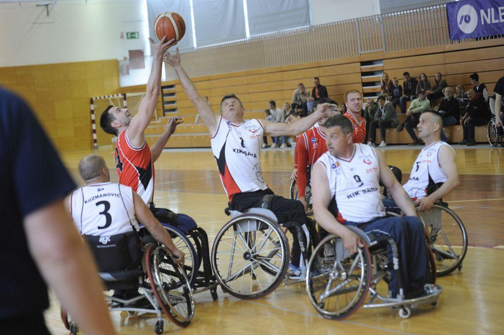 Na Vranskem se je sklenila 11. sezona Lige NLB Wheel