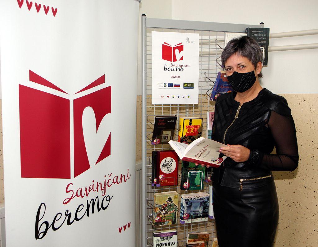 Savinjčani beremo