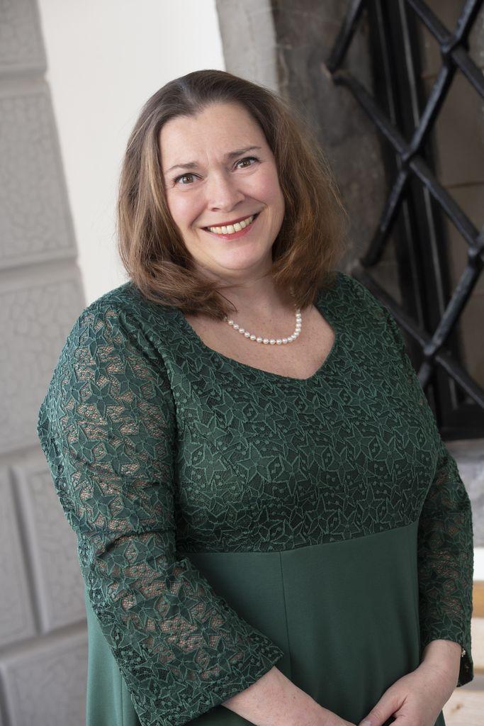 Pisateljica Tanja Tuma (foto: Saša Kovačič)