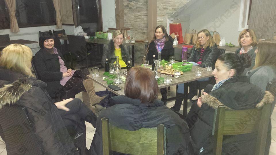 Skupina za ženske