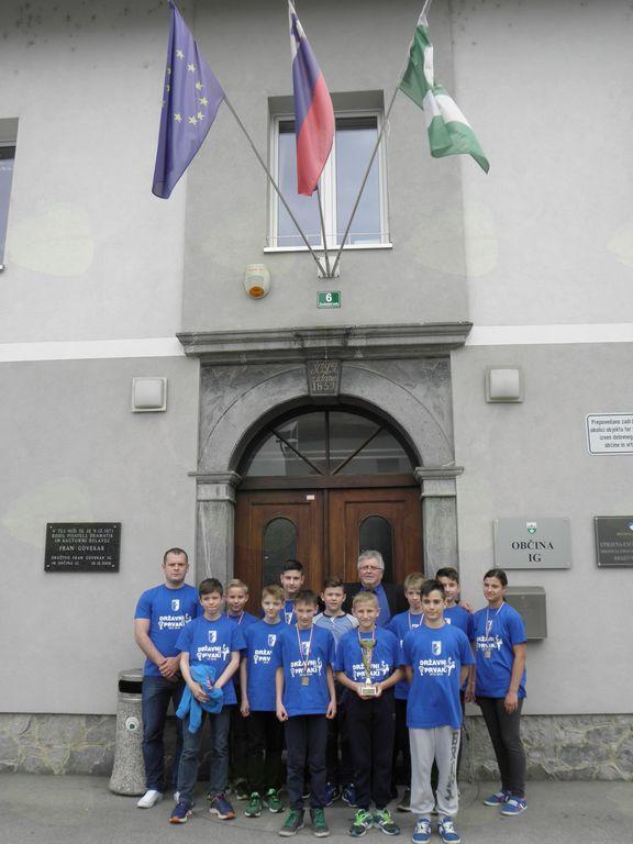 Finale državnega prvenstva v rokometu Mlajši dečki B