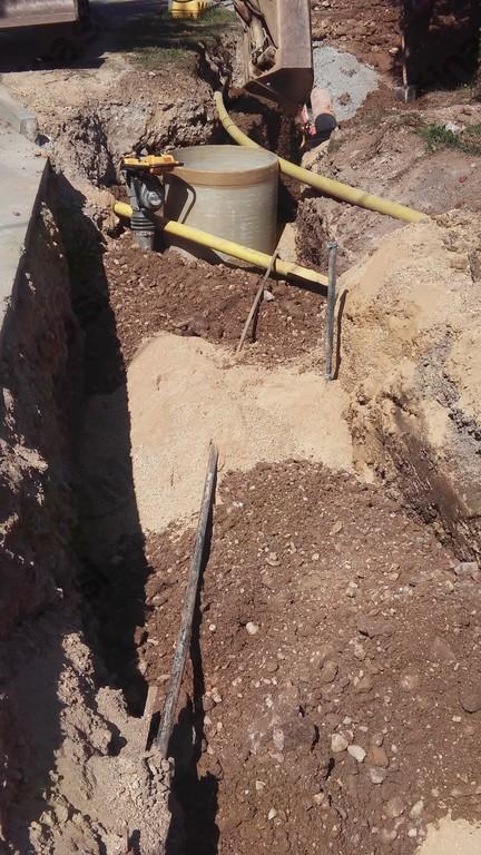 Nadaljevanje izgradnje kanalizacije v Tomišlju