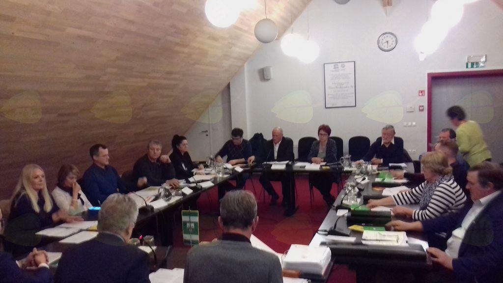 Konstitutivna seja Občinskega sveta občine Ig
