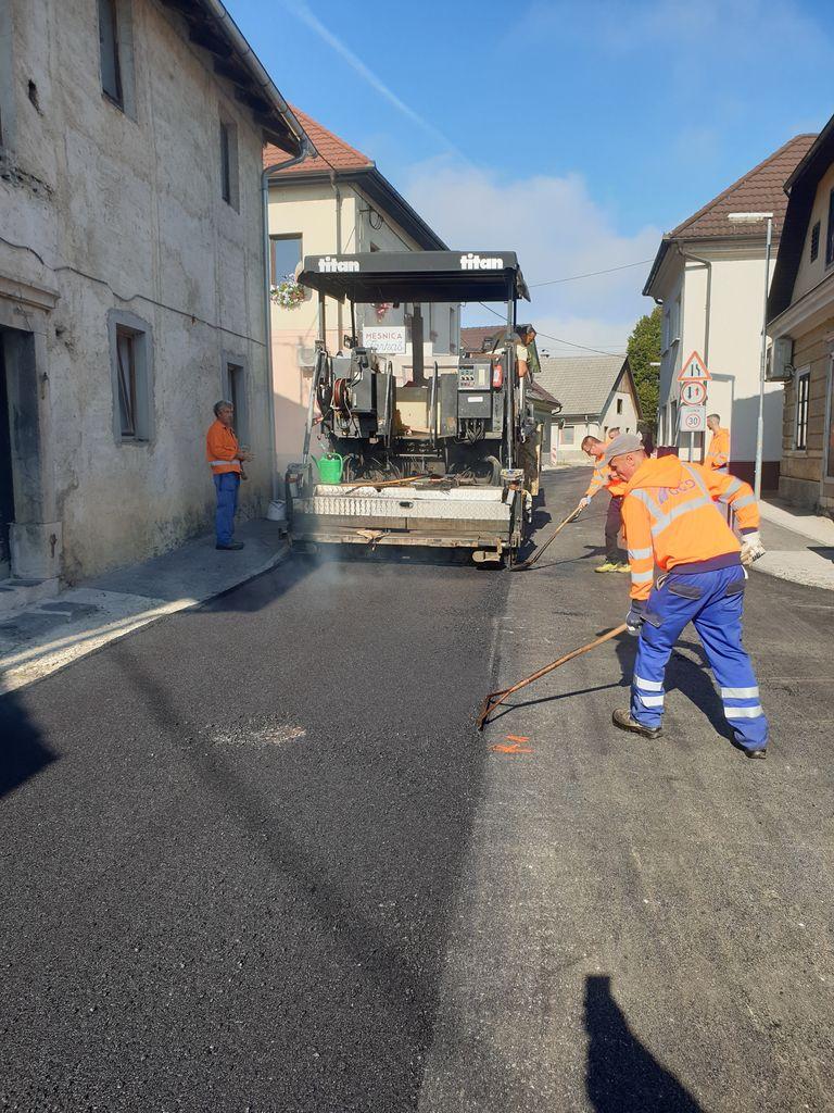 Banija dobiva asfaltno prevleko