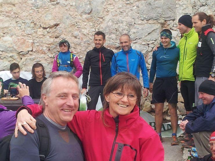 Čuferjeva enajstkrat na Šmarno goro v dvanajstih urah