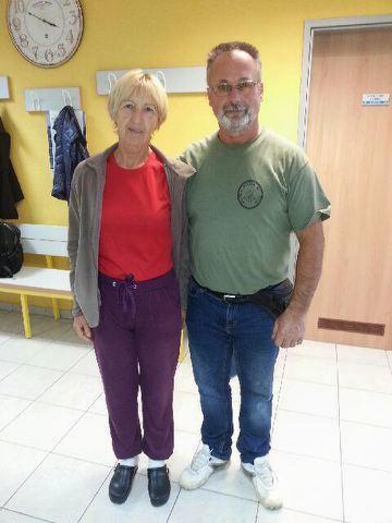 Marjana Gams, Vladimir Kremžar