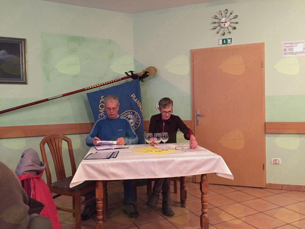 vodenje občnega zbora SILVA in DARKO