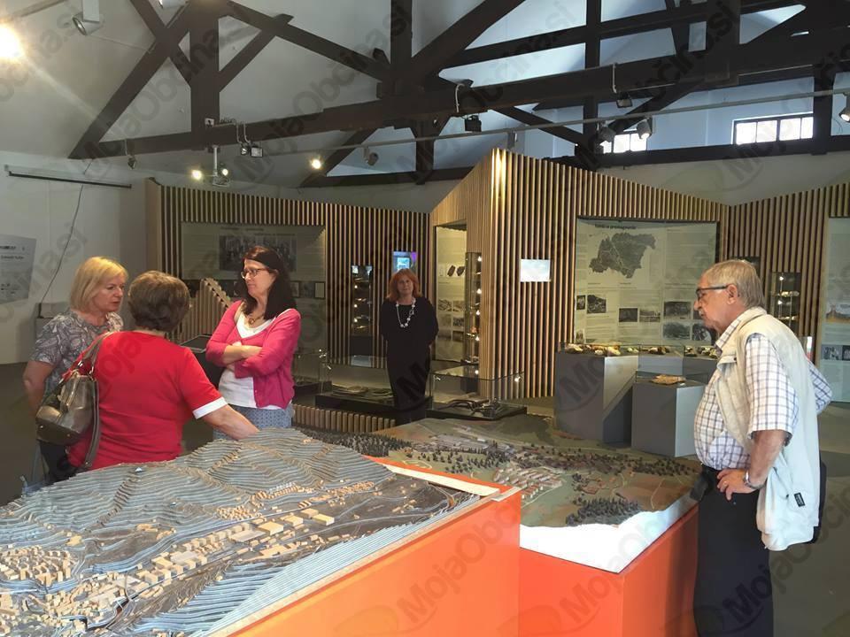 Obisk v Muzeju Ravne