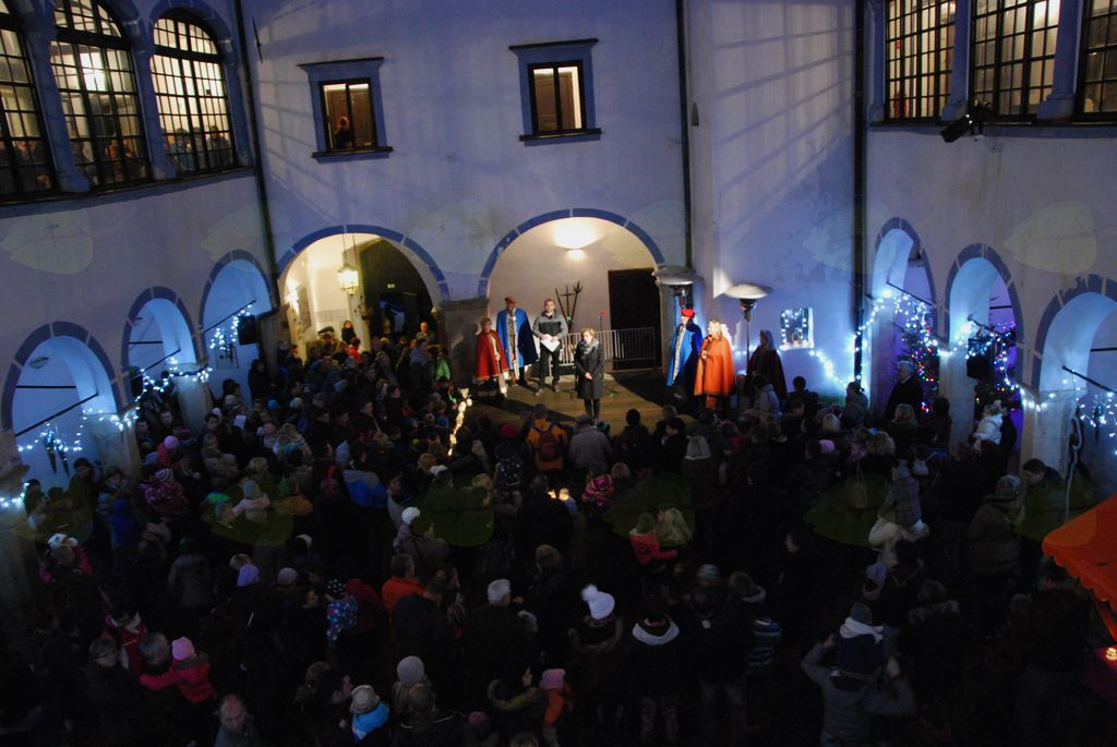 Čarobni obisk gradu Sevnica 2017