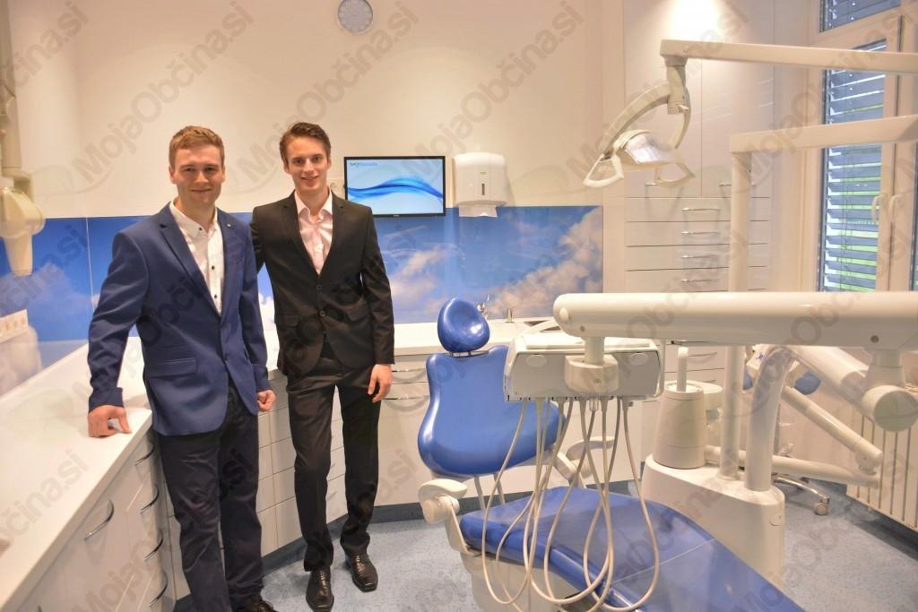 Otvoritev zobozdravstvene ordinacije Dentalis v Zagradcu