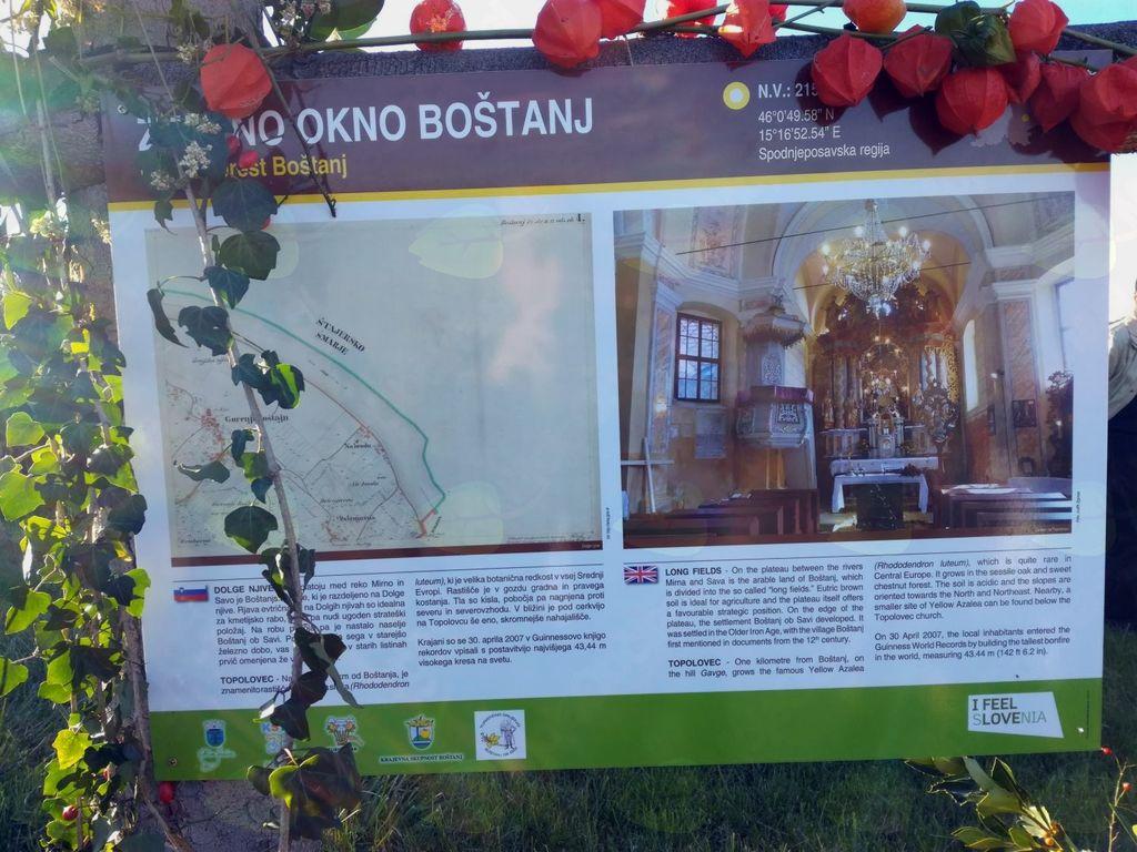 Ob svetovnem dnevu turizma predali namenu še eno zeleno okno