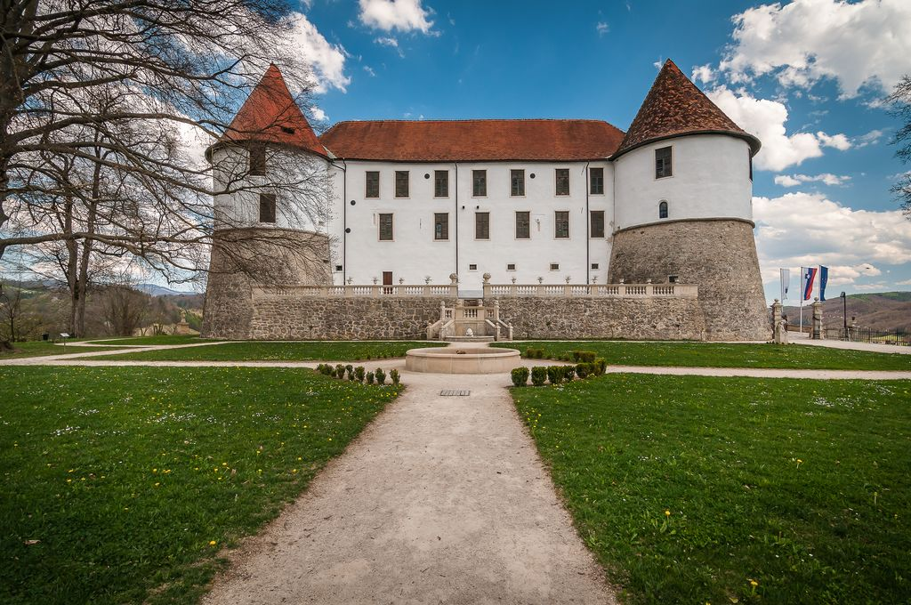Prešerna sobota na sevniškem gradu